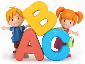 15606414-3D-render-of-school-kids-with-ABC-Stock-Photo-abc-preschool-clipart
