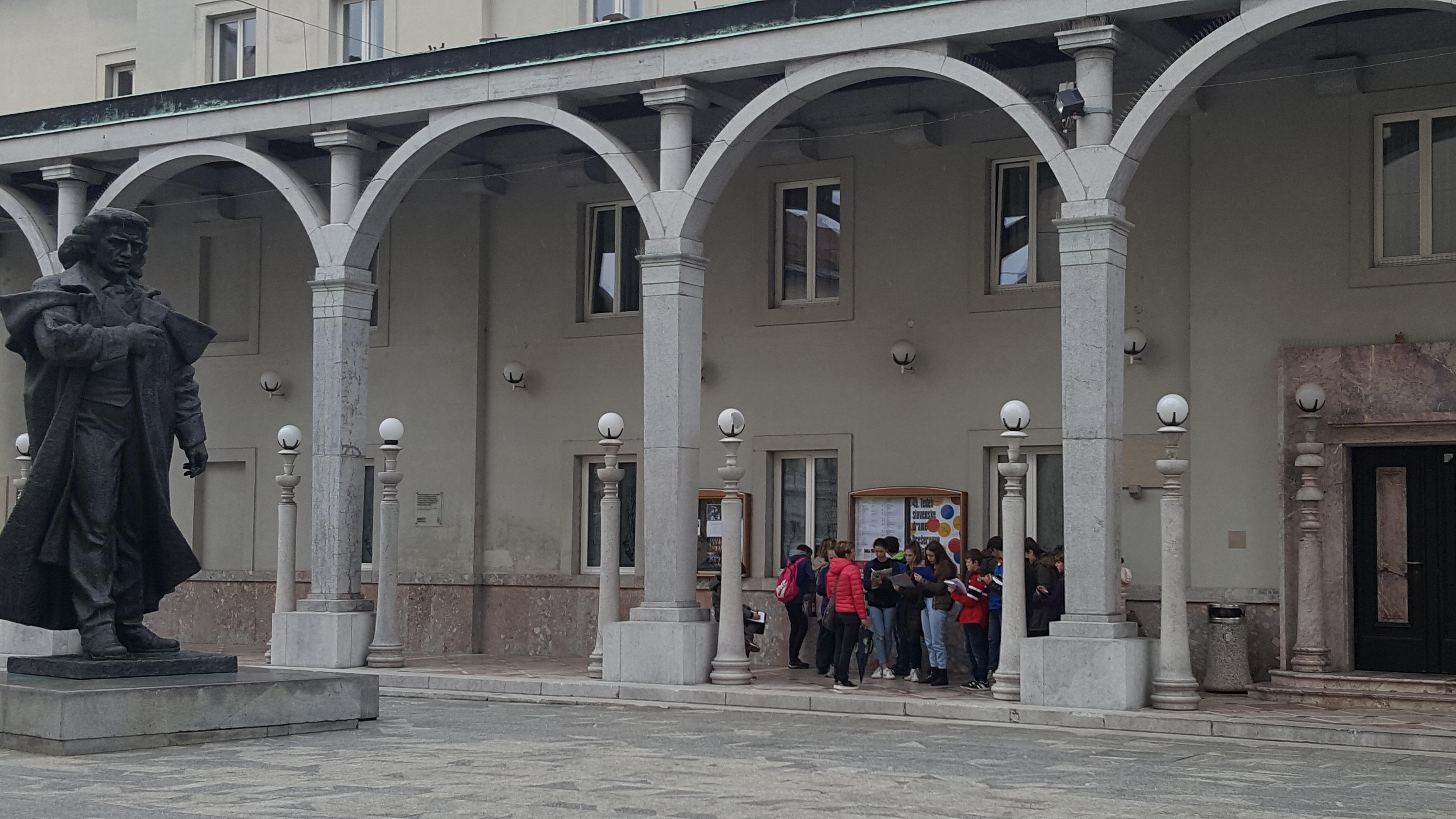 prešernovo gledališče